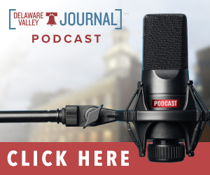 Click here for the Delaware Valley Journel Podcast