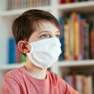 CDC Recommending Masks, Closed Playgrounds and Bag Lunches When Schools Reopen This Fall