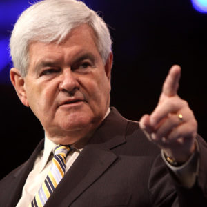 Newt Gingrich: Pandemic Could Lead to High Number of 'Deaths of Despair'