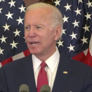 Biden Uses Philly Speech to Recast Presidential Contest