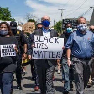 Pro-BLM Politicians Struggle to Explain Pandemic Protest Hypocrisy