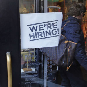Jobs Report Shows Gains as Election Approaches
