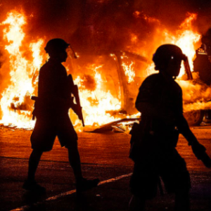 TALGO: Violent and Looting-Laden Riots, Not Peaceful Protests, Are Happening in U.S. Cities