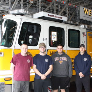 West Chester's Fame Fire Company Adds Live-In Program