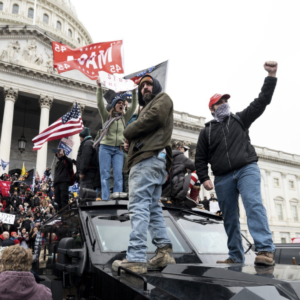 Delaware Valley Pols Respond to Riots at U.S. Capitol