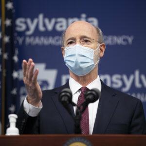 Wolf's New School Mask Mandate Divides PA Legislators, Activists
