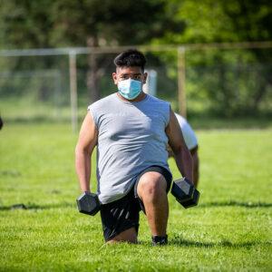 Unmasking Athletics – Will DelVal Student Athletes Wear Masks this Spring?