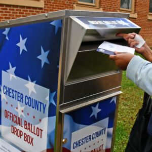 Voting Integrity Event in Chesterbrook Draws Democrats' Ire