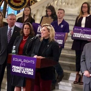 Stalled PA Crime Victims' Rights Law Has One Last Chance