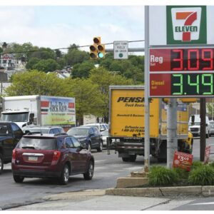A 'Perfect Storm' of Factors Combined to Cause East Coast Gas Hikes, Shortages