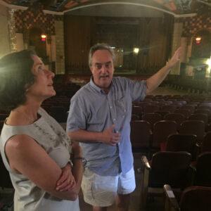 Arkoosh Campaigns at Historic Lansdowne Theater in Delco