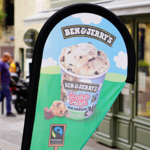 PA State Rep Wants to Invoke Anti-BDS Law Against Ben & Jerry's