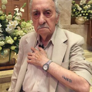 Bucks County Resident David Tuck Talks About Surviving the Holocaust