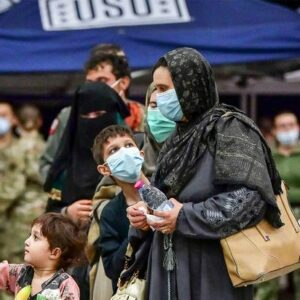 FLOWERS: When Do the 'Afghan Lives Matter' Marches Start?