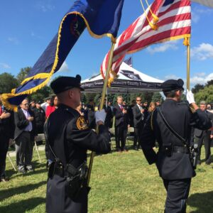 DelVal Communities Marked the 20th Anniversary of 9/11