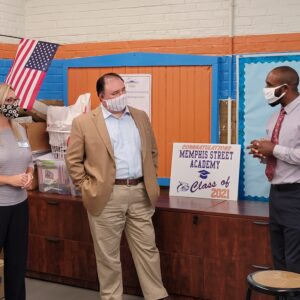 Philadelphia Rep. Martina White Hosts Charter School Tours for Colleagues